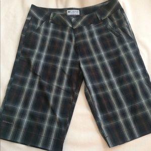Columbia Omni-Dry Titanium UPF Shorts